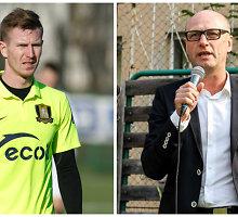 Šešėlį ant Lietuvos futbolo metęs mildronato skandalas: kas iš tikrųjų meluoja?
