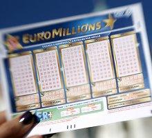 Kvailiausia metų vagystė: Pakruojyje vyras nugvelbė šūsnį loterijos bilietų