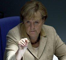 Vokietija žada būti negailestinga Jungtinei Karalystei – neformalių derybų nebus