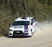 """""""Rally Classic"""" Druskininkai 2014: pirmosios dienos vaizdo siužetai"""