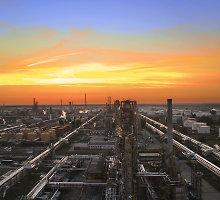 Gyvenimas gerėja: Mažeikių naftininkai išsiderėjo daugiau pinigų