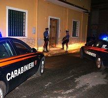 Pedofilijos byla Italijoje: suimti kunigas ir futbolo treneris