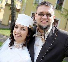 Holivudinė Martyno Siruso ir Margo Karachanianc meilės istorija: vestuvės Vilniuje ir Las Vegase