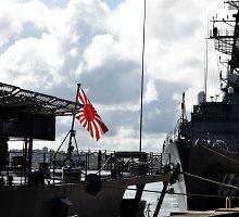 Į Lietuvą planuoja atvykti Japonijos karių