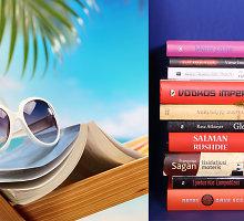 15min laida: TOP 10 knygų vasaros atostogoms