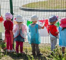 Klaipėdoje gelbėtojų pagalbos prireikė darželyje žaidusiam septynmečiui