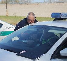 Reidas Panevėžyje: teisių atėmimą neblaiviam vairuotojui lėmė šimtoji promilės dalis