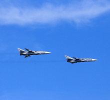 Naujas incidentas tarp JAV ir Rusijos lėktuvų virš Baltijos jūros gali padidinti įtampą
