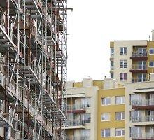 Mažėjantis NT mokestis Vilniuje – didesnės pajamos ar 3 mln. eurų nuostolis