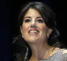 """Monica Lewinsky: """"Viešas gėdinimas, kaip kruvinas sportas, turi liautis"""""""