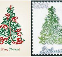 Pašto ženklus nukopijavę autoriai gavo baudas, du pašto ženklai nebus leidžiami
