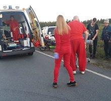 Trečiadienį šalies keliuose žuvo vienas žmogus, sužeista – 14
