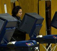 Rusijos programišiai taikėsi į rinkėjų registravimo sistemas JAV valstijose