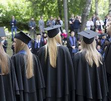 Europos Komisija neatsisako planų remti baltarusišką universitetą