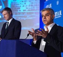 Londono mero rinkimai: Anglijos sostinei vadovaus musulmonas?