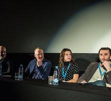 """Talino """"Juodosiose naktyse"""" debiutavo Gruzijos filmas su dviem lietuviais"""