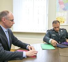 """Tiesa ar melas? Tomas Žilinskas: """"Šiemet atleisti 450 policijos pareigūnų, priimti – 45"""""""
