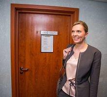 Konservatorė A.Bilotaitė teisme sakė išsakiusi nuomonę apie A.Butkevičių
