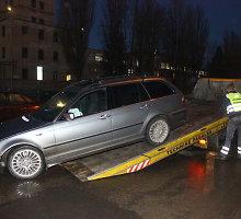 Teismas atėmė automobilius iš Širvintų girtuoklių