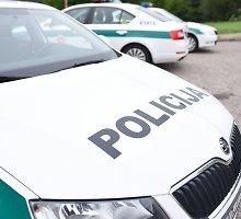 Kauno rajone sunkvežimis iš Estijos mirtinai partrenkė ant kelio stovėjusį vyrą
