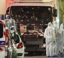 Paaiškėjo išpuolio Nicoje aplinkybės: ataka planuota, užpuolikas turėjo bendrininkų