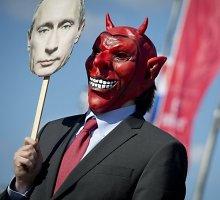 Žurnalistas Borisas Šumatskis: Rusija yra melas