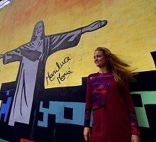 Milanos Jašinskytės įspūdžiai iš Rio de Žaneiro: sukrečiantis skurdas, olimpinė karštinė ir samba