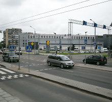 Nauji prekybos ir verslo centrai keičia eismą Vilniaus gatvėmis