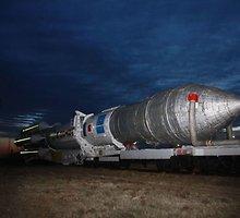 """Rusija dėl techninio gedimo atšaukė raketos nešėjos """"Proton M"""" startą"""