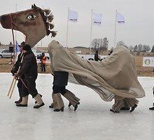 """Žirgų lenktynės """"Sartai 2014"""""""