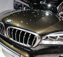 Smingant rubliui Rusija neteks šiai rinkai pagamintų BMW