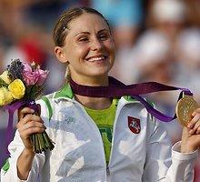 Pentathlete Laura Asadauskaitė – Lithuania's golden sportswoman