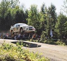 """Sauliaus Girdausko karjera: nuo """"Žiguli"""" iki WRC klasės automobilių"""
