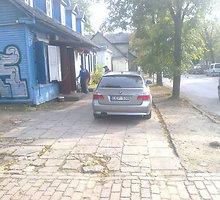 Chamas su BMW Žvėryne