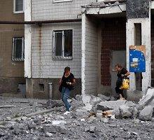 Donecke ir Luhanske karo padaryti nuostoliai siekia 440 mln. JAV dolerių
