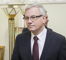 R.Šadžius Briuselyje aptars finansinės pagalbos Graikijai klausimą