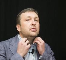 Antanas Guoga palieka Liberalų sąjūdį