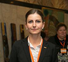 Liberalė Julija Mackevič traukiasi iš Šalčininkų savivaldybės tarybos