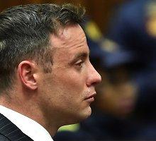 PAR teismas atmetė valstybės apeliaciją dėl nuosprendžio Oscarui Pistoriui