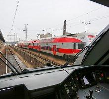 Traukiniais į Minską nuolat važinėjantis vyras: palydovai nepadeda