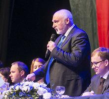 Valentinas Mazuronis teigia esantis pasiruošęs Darbo partiją vesti į rinkimus