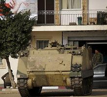 Tunise atšaukta naktinė komendanto valanda