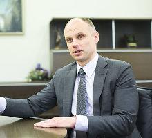 Vidaus reikalų ministras Tomas Žilinskas prašo jo nekritikuoti bent 30 dienų