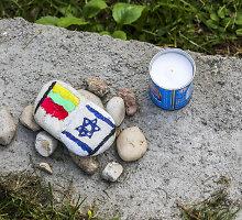 Eitynių Holokausto aukoms pagerbti organizatorius: pastatykite paminklą žydų gelbėtojams Lietuvoje
