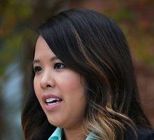 """Nuo Ebolos pasveikusi JAV slaugytoja Nina Pham: """"Tikiu maldos galia"""""""