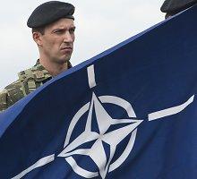NATO svarsto rotacinių sausumos pajėgų Baltijos šalyse idėją