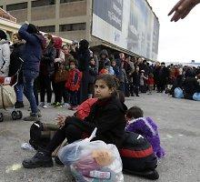 Europos Komisija: nenorite migrantų – prašome susimokėti