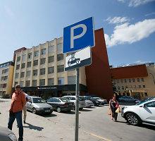 Respublikinės Kauno ligoninės prieigos – galvos skausmas neįgaliesiems