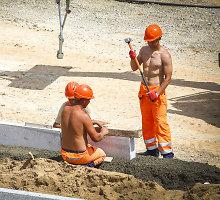 Oficialus reketas: statybos leidimo Vilniuje kaina – 1,45–4,35 Eur už kvadratinį metrą