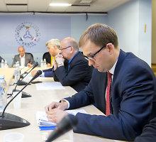 """Prokuroras Justas Laucius paskelbė: """"MG Baltic"""" byloje bus apklausta daugiau Seimo narių"""